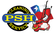 PSH Cleaning Service Logo