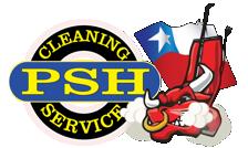 PSH Floorcare Logo