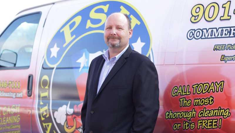 Frank Jacob Owner PSH Floorcare