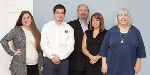 PSH Floorcare Team Members